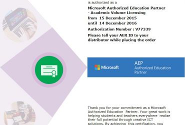 Microsoft Education 2015